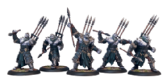 Legion Everblight Warspears (5)